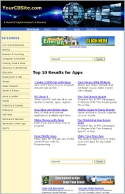 Product picture clickbank top 10