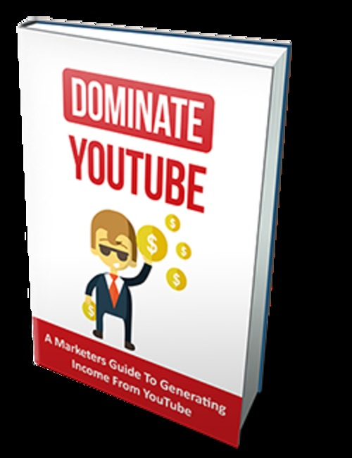 Product picture How To Dominate YouTube